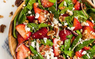 Who loves a good summer salad?