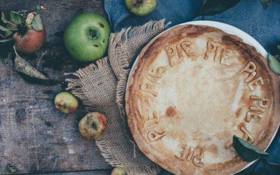 Do we smell pie? ?